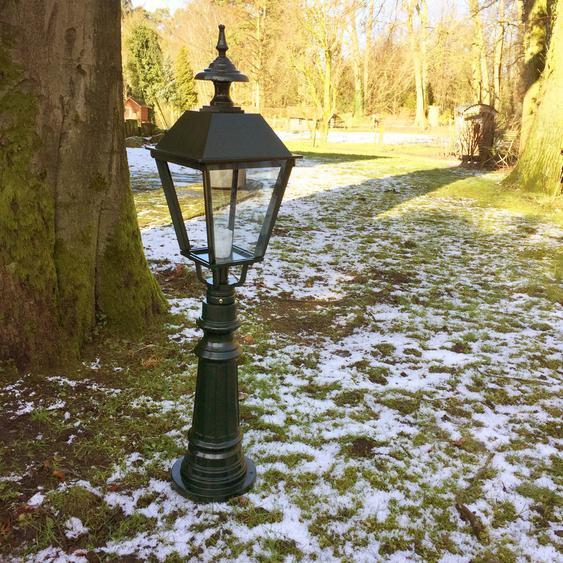 Wegelampe Aussenleuchte Gartenbeleuchtung Terrassenlampe Weglaterne - H.100 cm