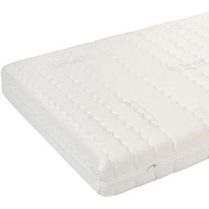 Matratze aus Weichschaum in 90x190 cm bis 80 kg - CleverSleep Teens