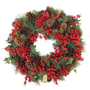 Weihnachtskranz Woodland Berry 60 cm