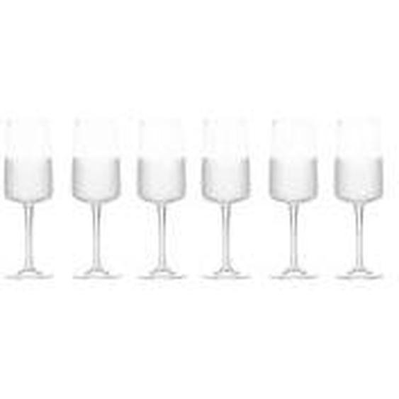 Weinglas-Set, 6-tlg.,  living