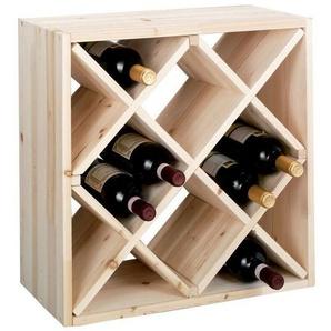 Weinständer Weinregal Flaschenständer Flaschenregal Flaschenhalter ✅24