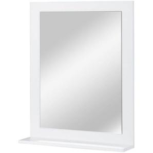 WELLTIME Badspiegel »Baja«, 58,5 cm breit, mit Ablage