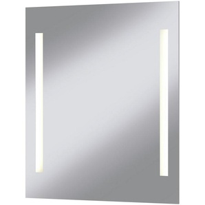 WELLTIME Badspiegel »Miami«, LED-Spiegel, 60 x 70 cm