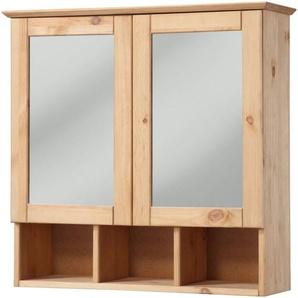 WELLTIME Spiegelschrank »Landhaus Sylt«, Breite 60 cm