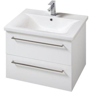 WELLTIME Waschplatz-Set »Torino«, Waschtisch, Breite 60 cm, 2-tlg.