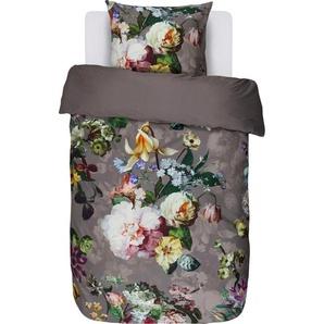 Wendebettwäsche »Fleur«, Essenza, mit Blüten