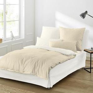 Wendebettwäsche »Linea«, Irisette, Hochwertige Premium Bettwäsche