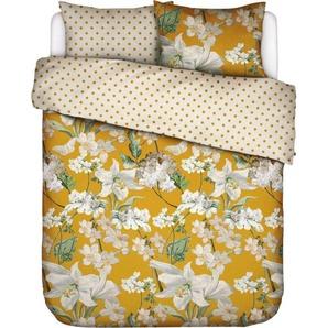 Wendebettwäsche »Rosalee«, Essenza, mit holländischem Blumen-Muster