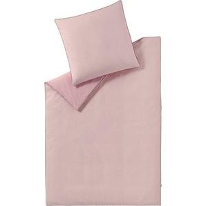 Wendebettwäsche »Scatter«, Esprit, mit besticktem Kissenbezug