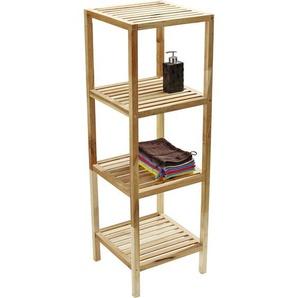 Bad Accessoires aus Holz Preisvergleich | Moebel 24