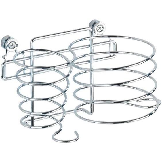 WENKO »Classic« Haartrocknerhalter, (für 2 Elektrogeräte)