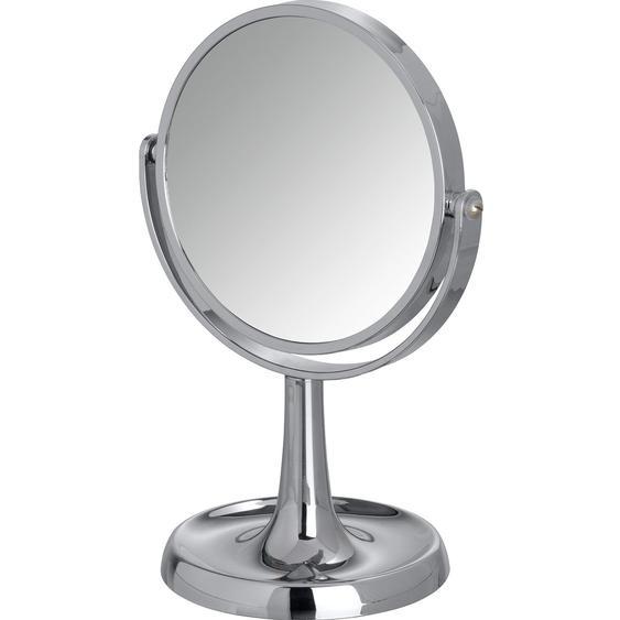 Wenko Kosmetik-Standspiegel Rosolina Chrom