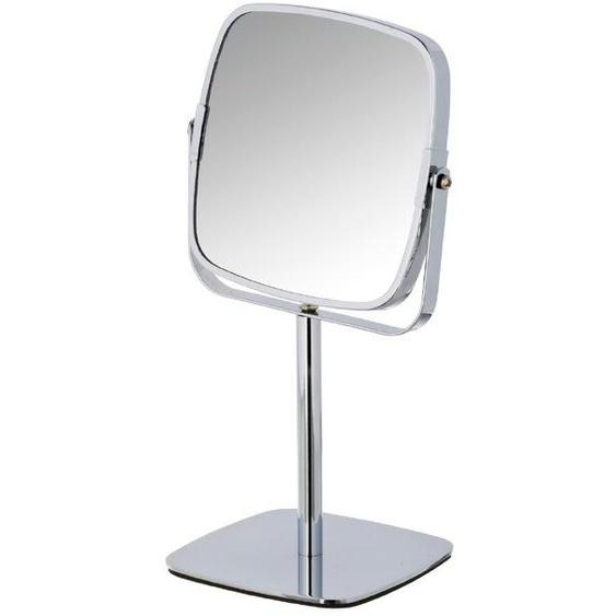 WENKO Kosmetikspiegel, Silber, Spiegel