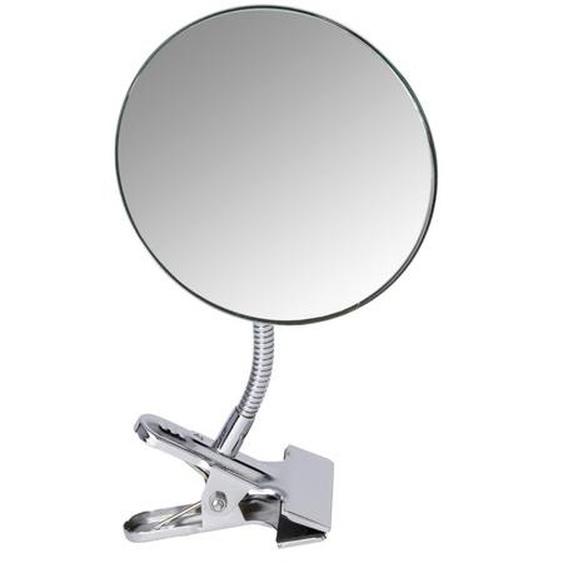 WENKO Kosmetikspiegel, Silber, Stahl
