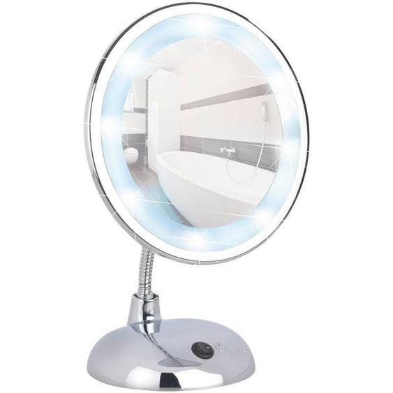 WENKO Kosmetikspiegel »Style Chrome«, 3-fach Vergrößerung