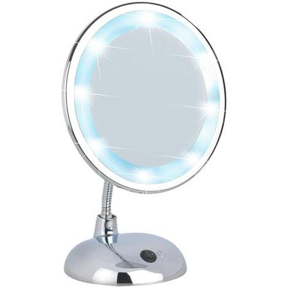 Wenko LED Kosmetik-Standspiegel Style Chrom