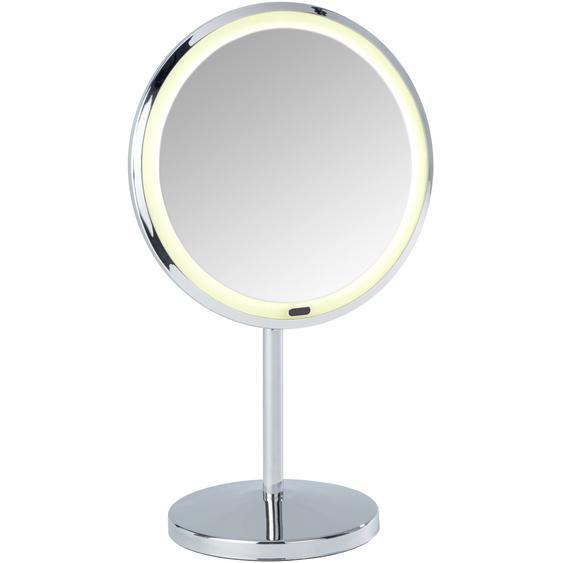 Wenko LED Kosmetikspiegel Onno Chrom