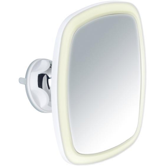 Wenko LED Wandspiegel Nurri Weiß