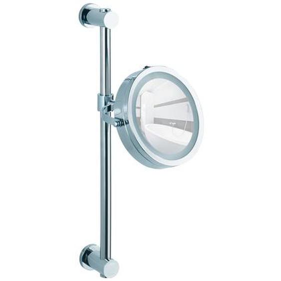 Wenko Power-Loc LED Wandspiegel Carpi