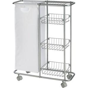 Wenko Sammelwagen Slim 3 Etagen