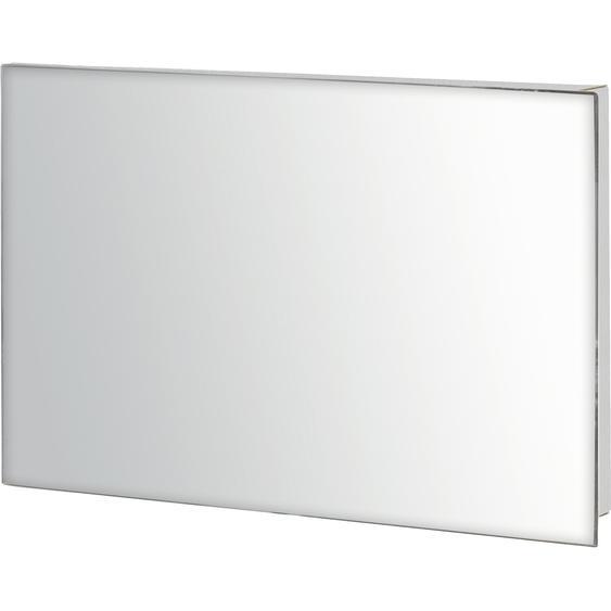 Wenko Schlüsselkasten Spiegel magnetisch Edelstahl 300 mm x 200 mm