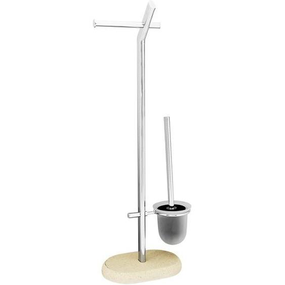 Wenko Stand-WC-Garnitur Puro