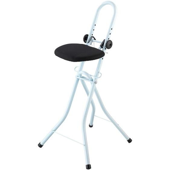 WENKO Stehhilfe Baumwolle weiß Klappstühle Weitere Stühle Sitzbänke
