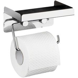 WENKO WC-Rollenhalter , 2in1 Kombination