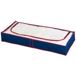 WENKO Unterbettkommode »Blau-Rot, 4er Set«
