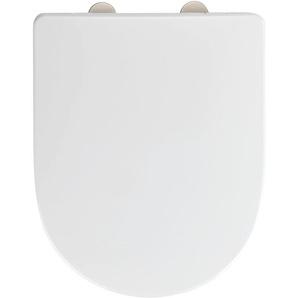 WENKO WC-Sitz Exclusive Nr. 3, aus Duroplast, mit Absenkautomatik Einheitsgröße weiß WC-Sitze WC Bad Sanitär