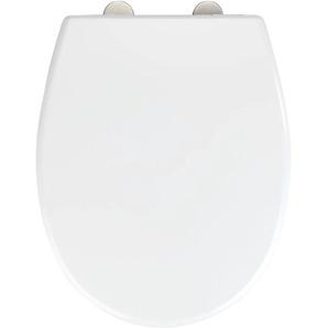 WENKO WC-Sitz Neo, mit Softclose, aus Duroplast Einheitsgröße weiß WC-Sitze WC Bad Sanitär
