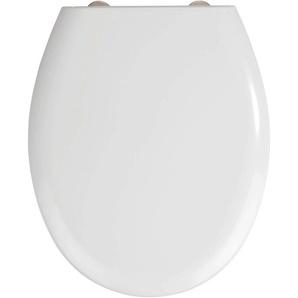 WENKO WC-Sitz Rieti, Duroplast, mit Absenkautomatik Einheitsgröße weiß WC-Sitze WC Bad Sanitär