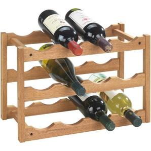 Set: WENKO Weinregal »Norway«, 2er-Set, für bis zu 24 Weinflaschen