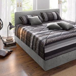 Westfalia Schlafkomfort Polsterbett, wahlweise mit Bettkasten, in 2 Höhen und diversen Ausführungen