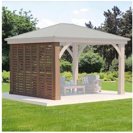 WESTMANN Seitenwand, BxH:298x232 cm, für Holzpavillon »Devon«