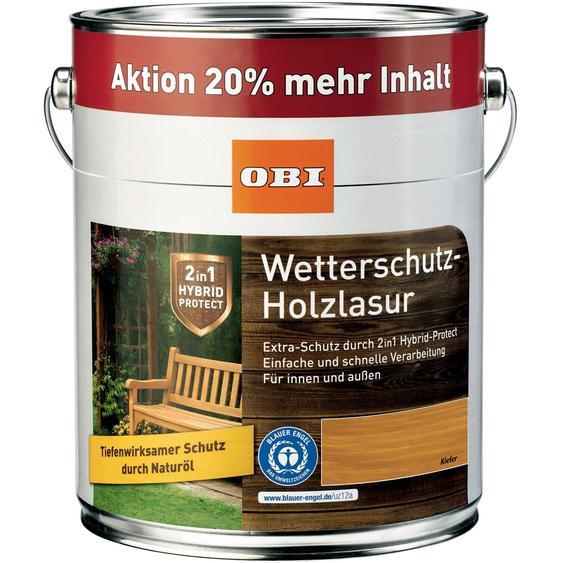 Wetterschutz-Holzlasur 2in1 Kiefer 4,8 l