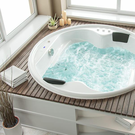 Whirlpool Saturn Rund Premium