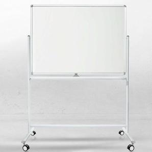 Whiteboard Stanford | lackiert | mobil & drehbar | 90x120 cm - MASTER OF BOARDS