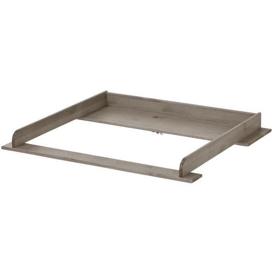 Wickelaufsatz - grau | Möbel Kraft