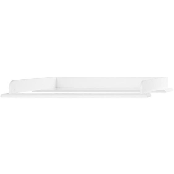Wickelaufsatz - weiß | Möbel Kraft