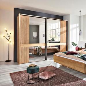 Wiemann Schlafzimmer-Set, Eiche, Holz