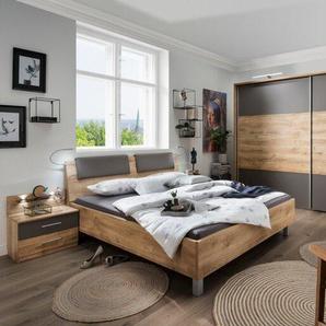 Wiemann Schlafzimmer-Set, Eiche, Holzoptik