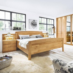 Wiemann Schlafzimmer-Set, Erle, Holz