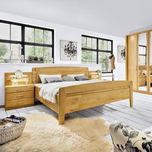Wiemann Schlafzimmer Set, Erle, Holz
