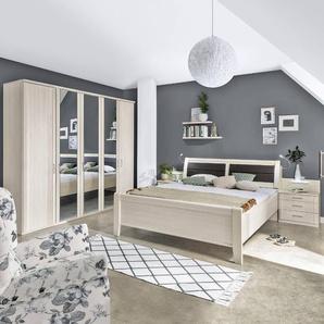 Wiemann Schlafzimmer-Set, Lärche, Holzoptik