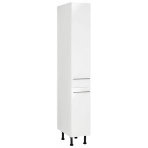 wiho Küchen Apothekerschrank »Ela« mit 2 Auszügen, mit Soft-Close-Funktion