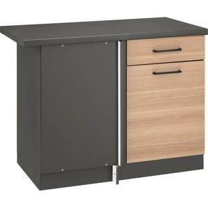 wiho Küchen Eckunterschrank »Esbo« 110 cm breit