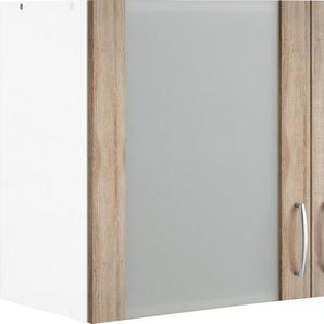 wiho Küchen Glashängeschrank »Brilon« Breite 100 cm