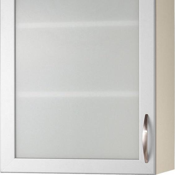 wiho Küchen Glashängeschrank »Peru« Breite 50 cm