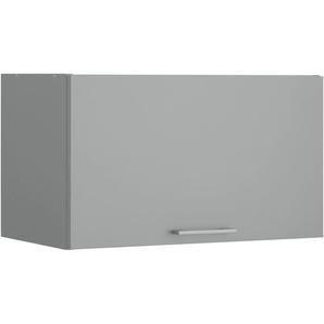 wiho Küchen Hängeschrank B/H/T: 60 cm x 35 grau Küchenschränke Küchenmöbel Möbel sofort lieferbar